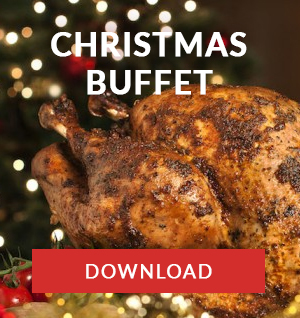 CHRISTMAS BUFFET MENU from catering company cape town